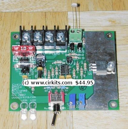 Cirkits das1 dark activated lighting controller kit das1 circuit board assembled das1 wiring diagram asfbconference2016 Choice Image